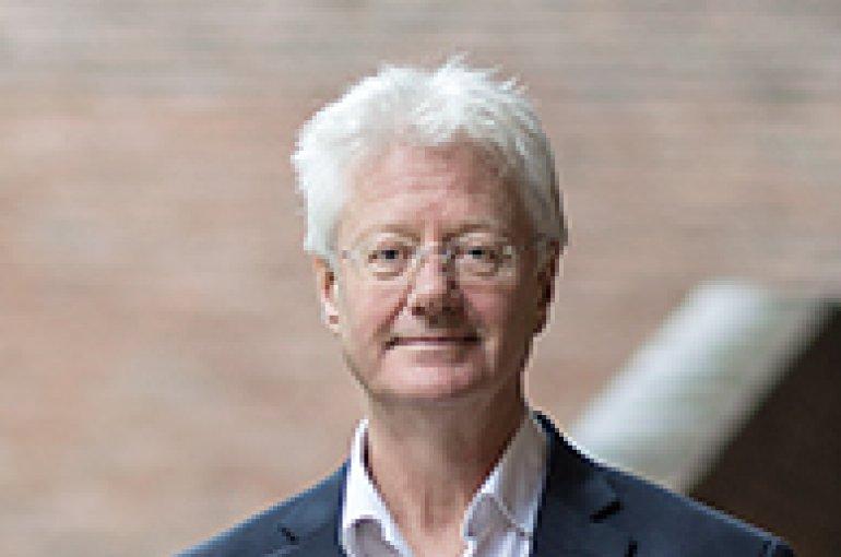 Prof. dr. Peter van der Veer. Foto Ed van Rijswijk