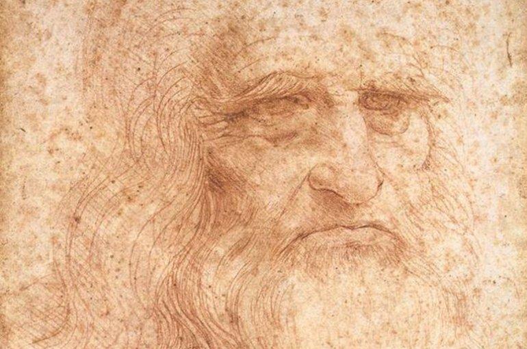 Leonardo da Vinci. Foto Wikimedia Commons