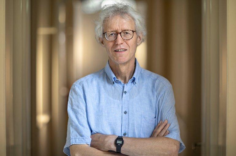 Dr. Jan Vorstenbosch. Foto: Ed van Rijswijk