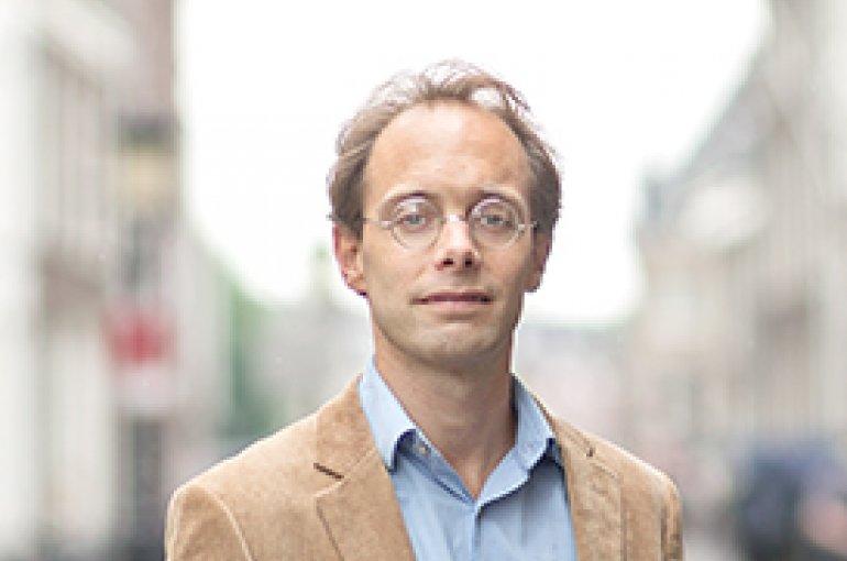 Prof. dr. Thijs Weststeijn. Foto: Ed van Rijswijk