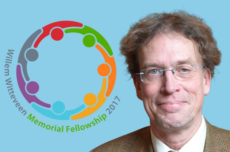 Prof. dr. Willem Witteveen (1952-2014) Bron: Wikimedia Commons/ Bas van der Veen
