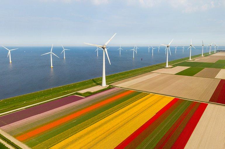 Windmolenpark © iStockphoto.com