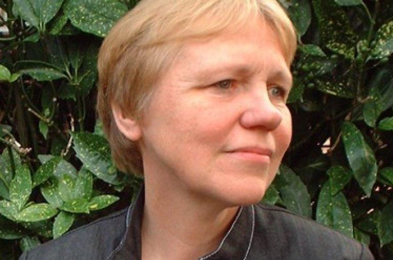 Jeanne Holierhoek, tweede Translator-in-Residence