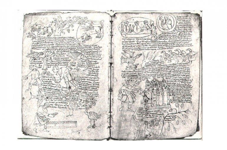 Adémar de Chabannes: Fables de Romulus