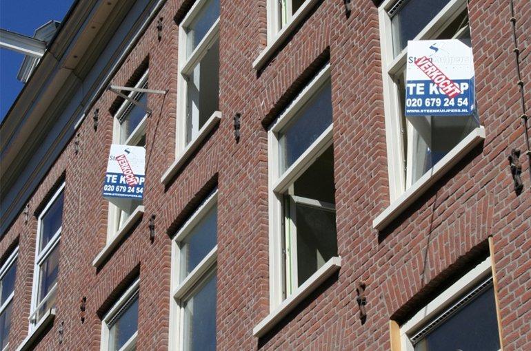 Appartementen te koop in de Pijp