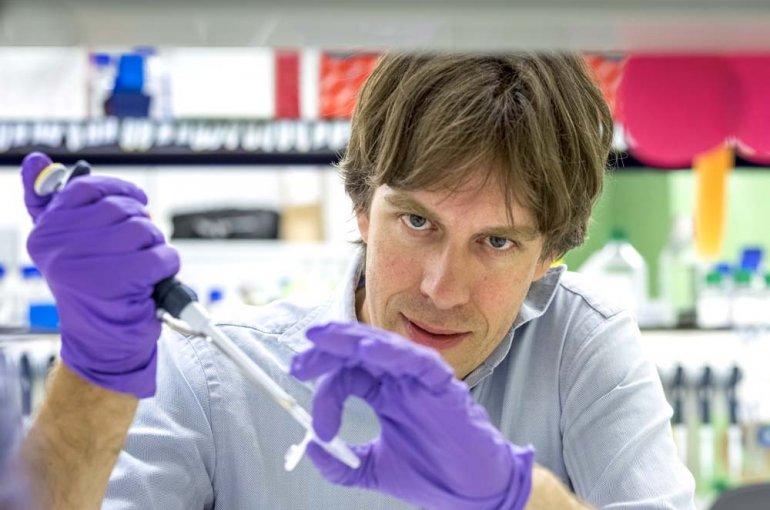 Alexander van den Oudenaarden quantitative biology