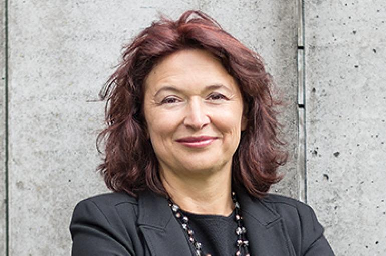 Sandra Ponzanesi.