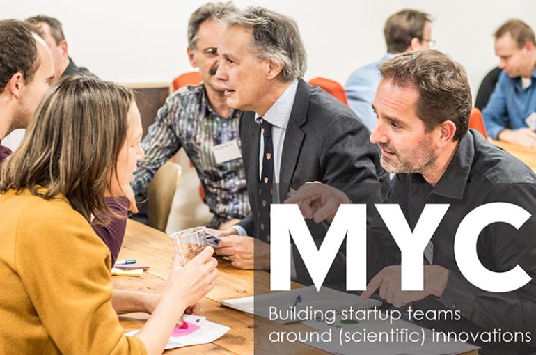 Meet your co-founder at UtrechtInc