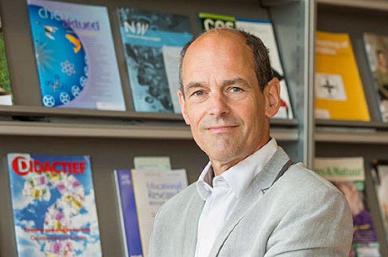 Paul Drijvers benoemd tot hoogleraar Didactiek van de Wiskunde