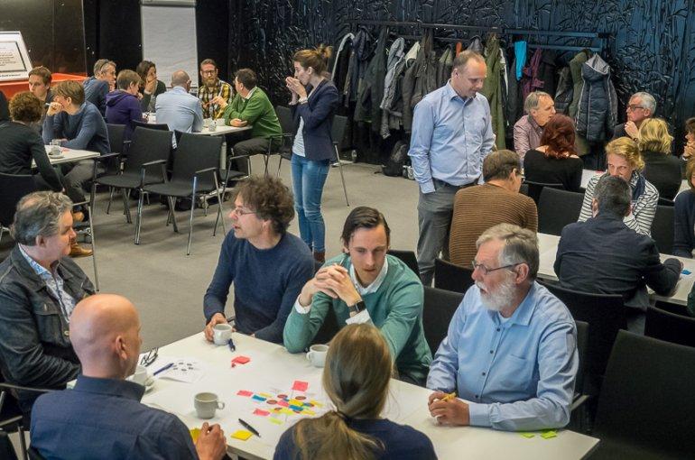 Bijeenkomst Datamanagers 20 april