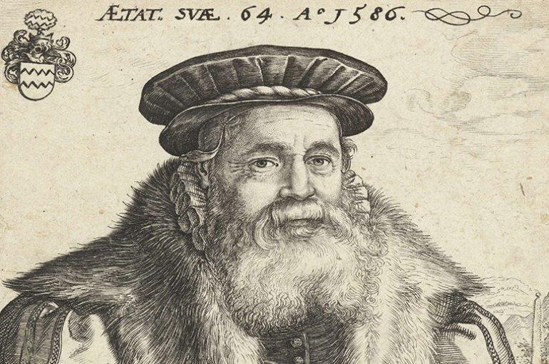 Pieter van Foreest (1521-1597)