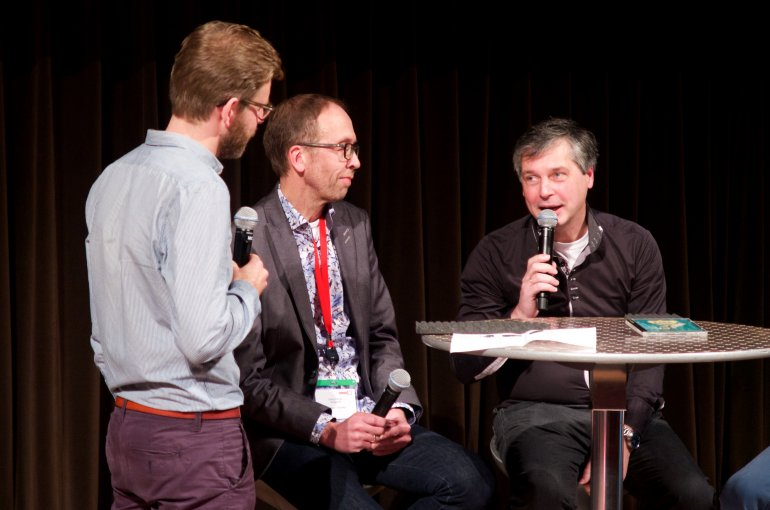Pioneers of the Dutch Game Industry