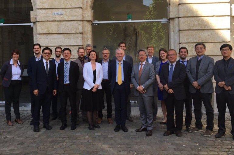 participants Malta Legal Forum in Leuven