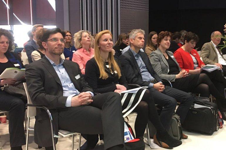Deelnemers VMR Actualiteitendag 2017