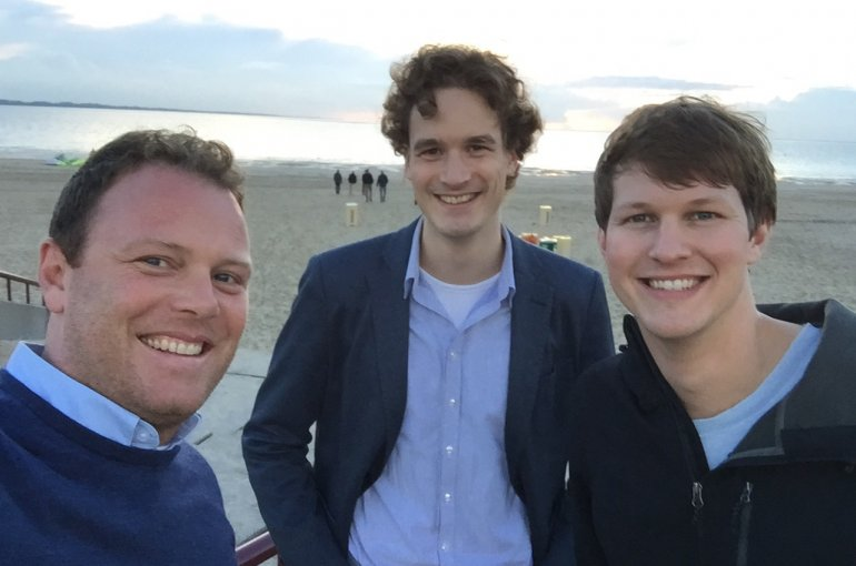 Dr. Nathaniel Martin, Timo Koopmans & Laurens Kleijn