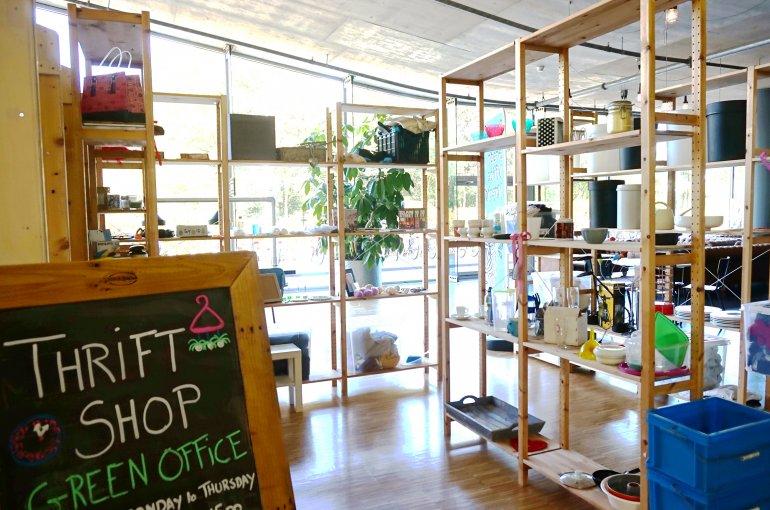 Green Office Utrecht Thrift Shop Educatorium