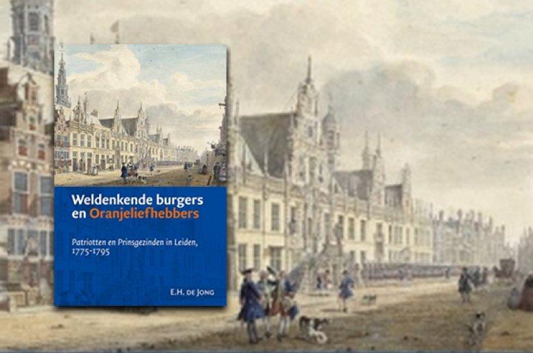 Weldenkende burgers en Oranjeliefhebbers - Erik Halbe de Jong