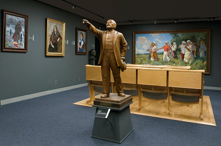 Wende Museum. Photo: Wikimedia Commons/Marie Astrid-Gonzalez