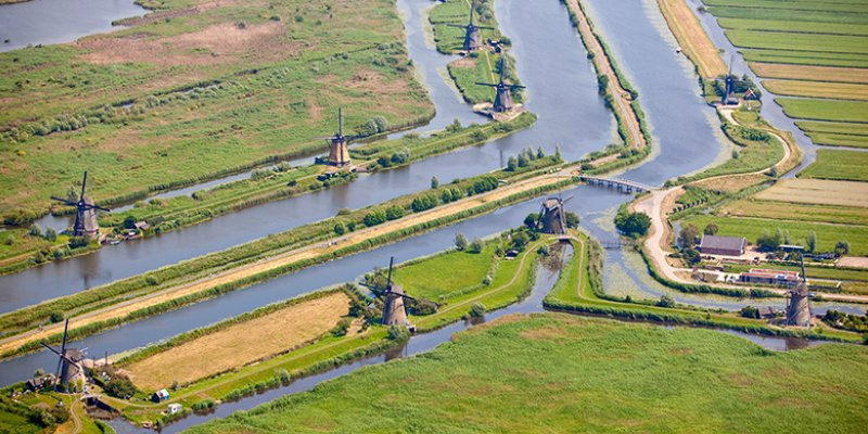 Project: The Polder Model: political culture in the water authorities, c.1400-c.1800. © iStockphoto.com/Freezingtime