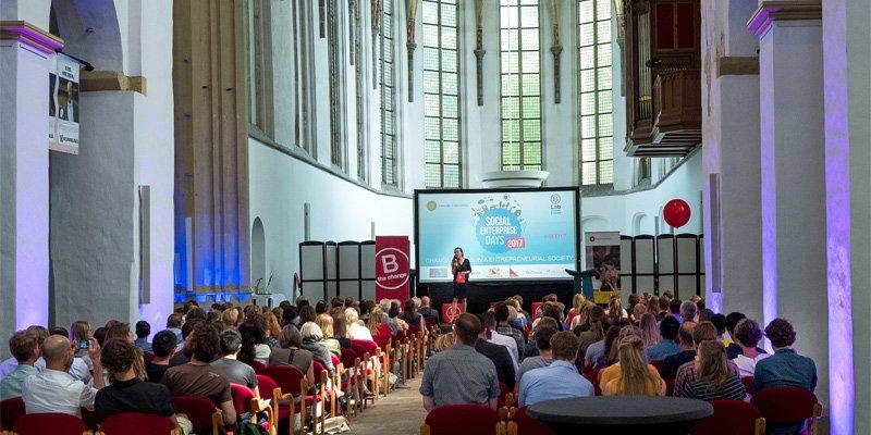Changemakers in the Janskerk