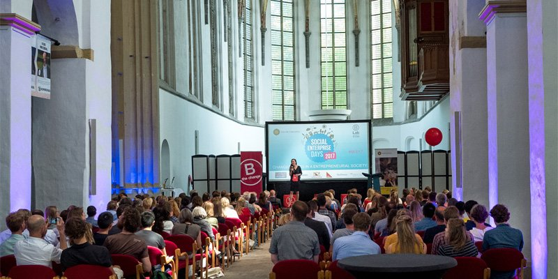 Changemakers in the Janskerk